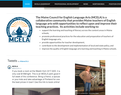 MCELA Website